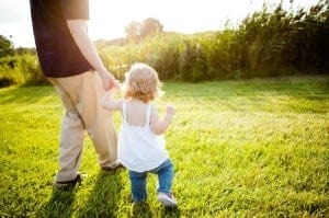 Child custody not a walk in the park