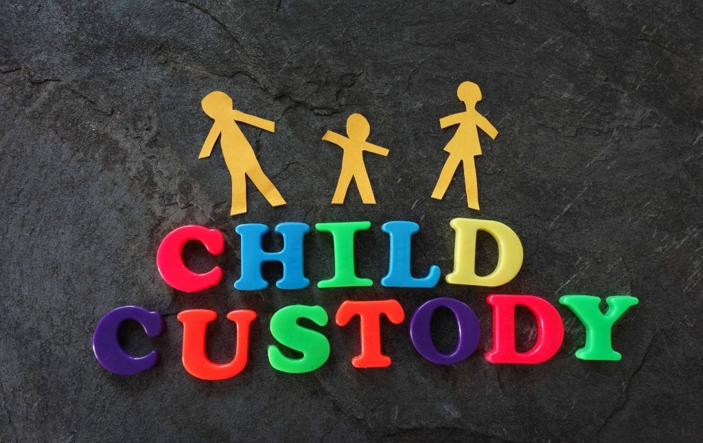 Child Custody in Courts
