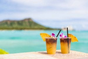 DUI In Hawaii - Mai Tai Drinks in Hawaii